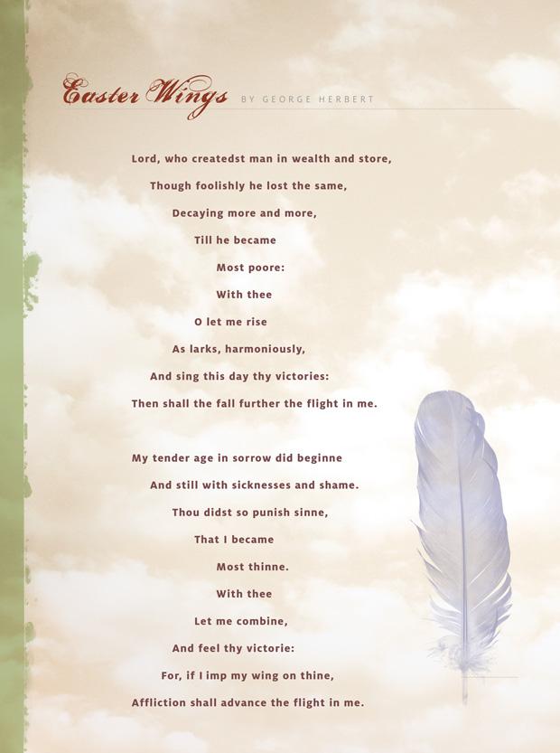 Easter Wings